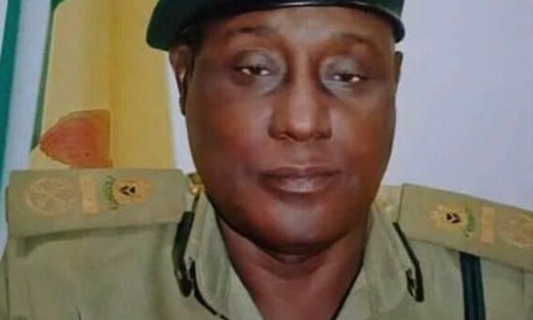 Haliru Nababa Biography (Controller General of The Nigerian Correctional Services)