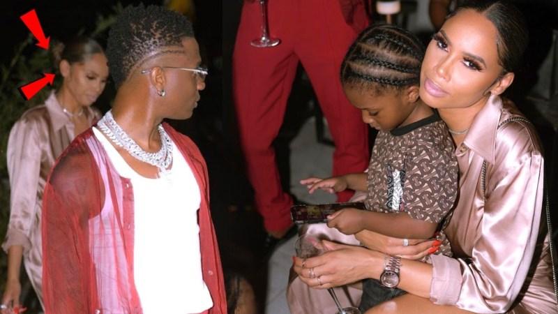 How Wizkid's babymama, Jada, made Wizkid's YouTube live show happen