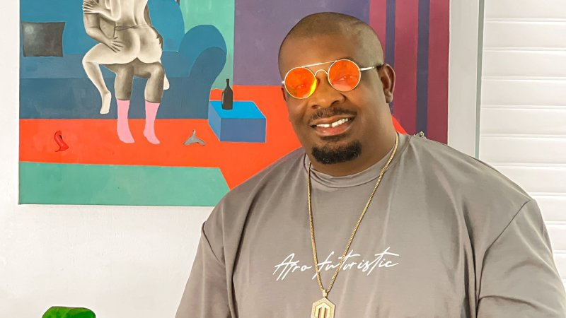 """""""Tomorrow they will say it never happened"""" – Don Jazzy reacts to disturbing video of a taxi driver being pepper-sprayed by security operatives (video)"""