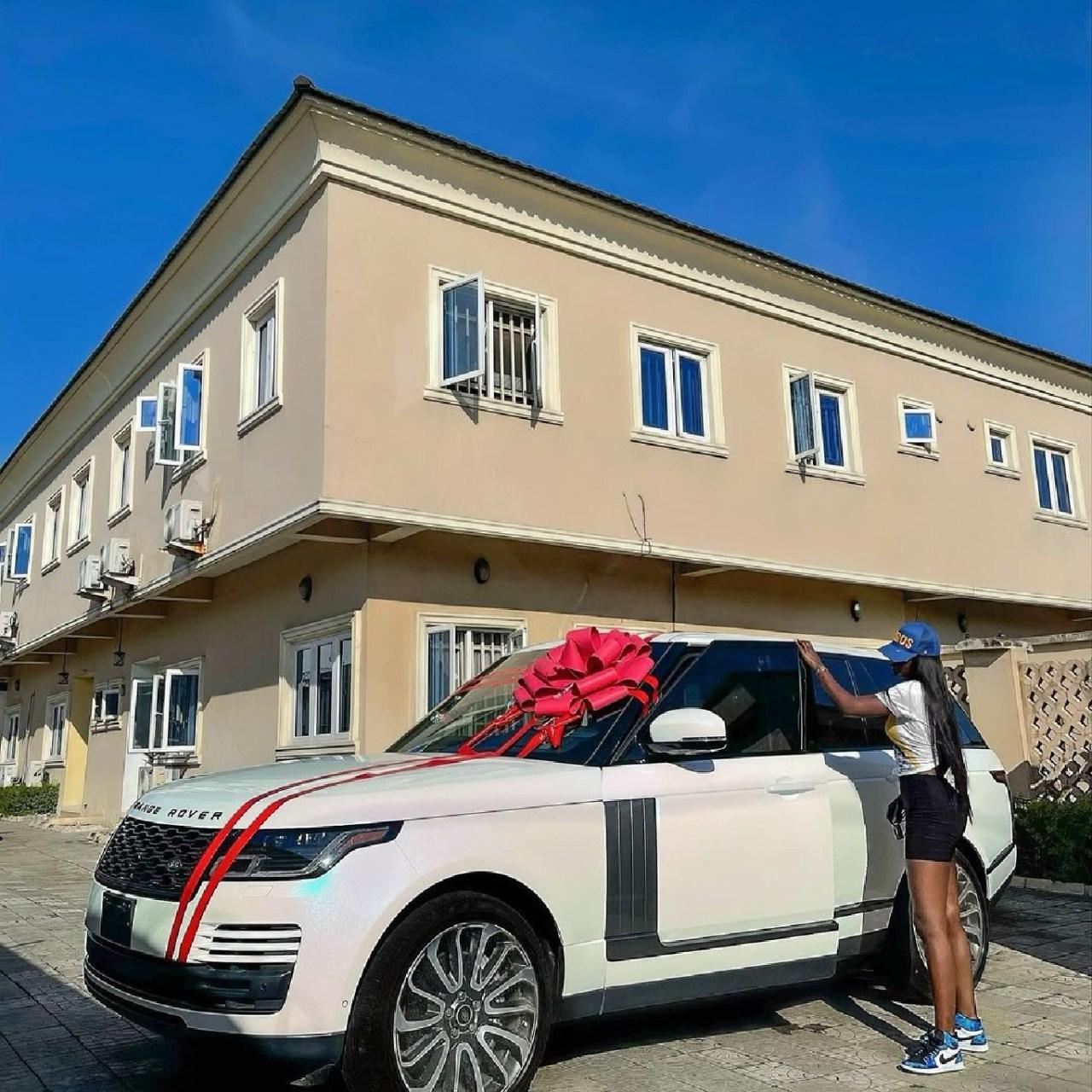 Fashion designer, Tolu Bally, acquires 2020 Range Rover ...
