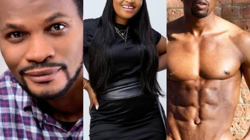 BBNaija's Tega warns Uche Maduagwu after he called out Boma for his relationship with her on TV