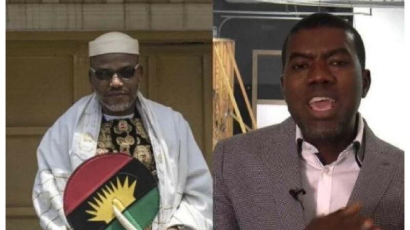Charging Nnamdi Kanu for insulting Buhari is an abuse of power. Buhari himself insulted Obasanjo, Jonathan and Yar'adua – Reno Omokri
