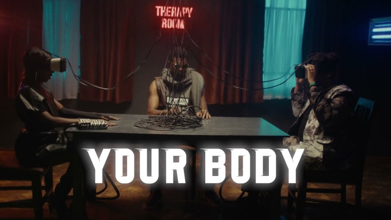 [Music Video] Basketmouth, Buju – Your Body