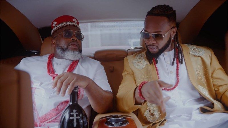 [Music Video] Larry Gaaga ft. Phyno, Flavour, Theresa Onuorah – Egedege