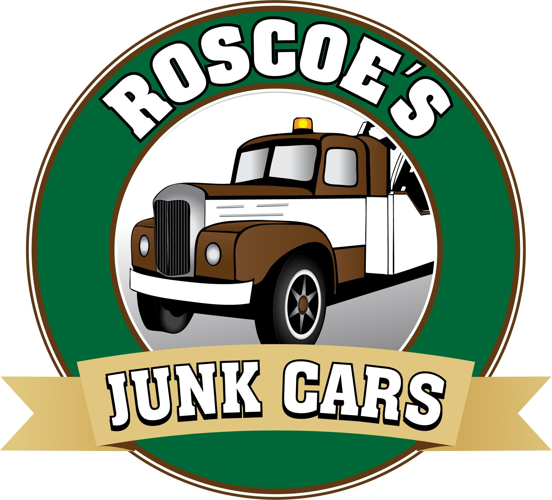 Roscoe's Junk Cars Logo