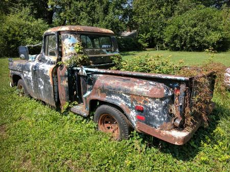 Junk Car Removal in Charlottesville VA