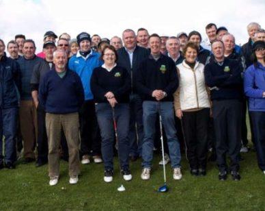 Boyle Golf Club Members