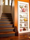 Escaliers marron // Un Air d'Intérieur Blog déco & DIY unairdinterieur.wordpress.com