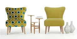 Peacock Arte, fauteuil
