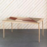 Table sérigraphiée Gio, 499€