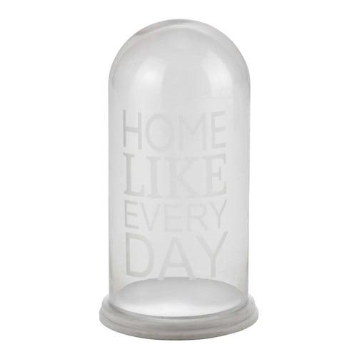 Cloche maison du monde amazing maisons du monde cloche en verre madurai cloche plat with cloche - Verre mojito maison du monde ...