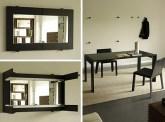 Miroir table, Porada