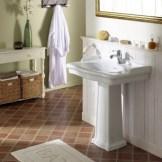 Une vasque style ancien