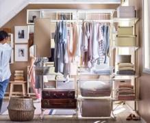 Organisateur vêtements ALGOT, Ikea