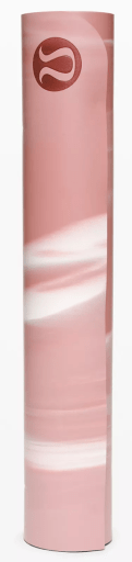 Perfect Mother's Day gift is this pink lululemon yoga mat
