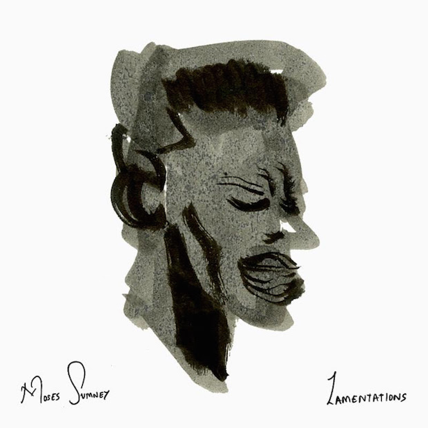 Moses Sumney - Lamentations & How to Dress Well - Care