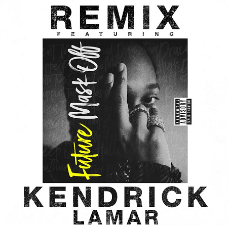 "Kendrick Lamar's Verse on the Remix of Future's ""Mask Off"" Exemplifies What It Means to Be the G.O.A.T."
