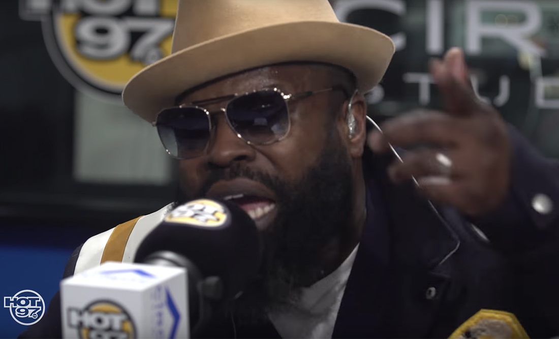 Best Verse of December 2017: Black Thought's Freestyle on Hot 97 with Funkmaster Flex