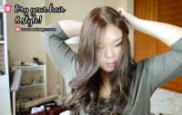 DIY Drugstore Hair Dye Review & Tutorial! LOreal Fashion ...