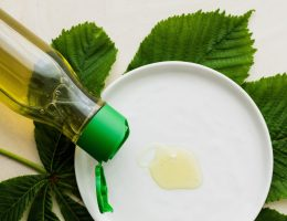 Démaquillant à l'huile d'olive