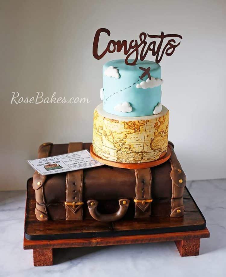A Surprise Retirement Party For My Parents A Travel Suitcase