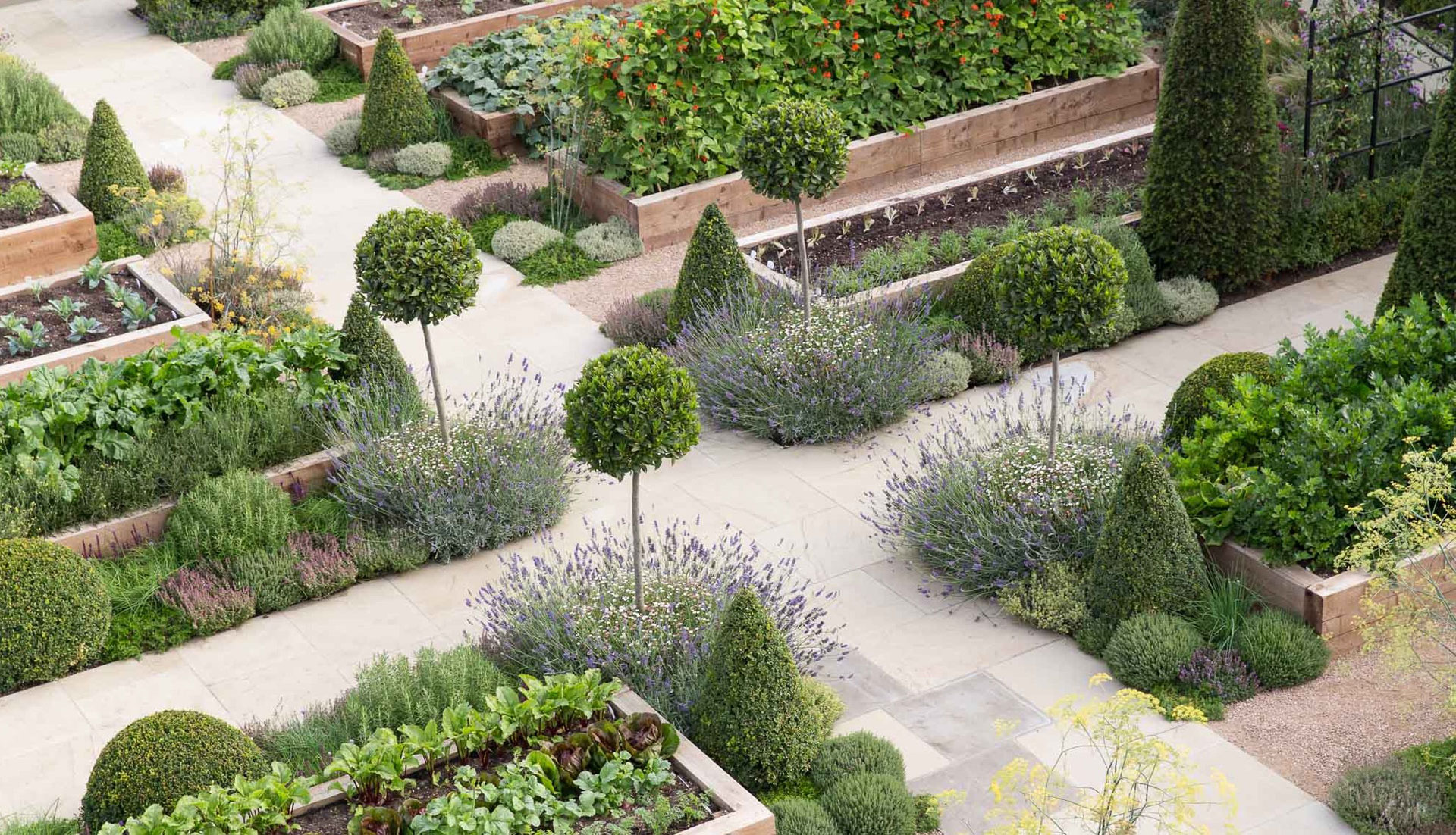 Kitchen Garden Garden Design Amp Landscaping Project