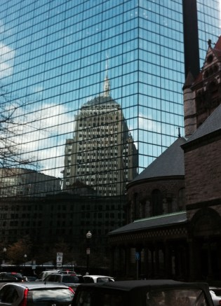 Architecture: Reflection on the Hancock Building, Boston