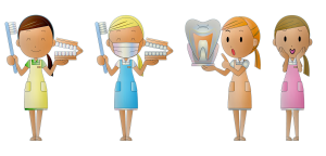 dental, teeth, dental assistant