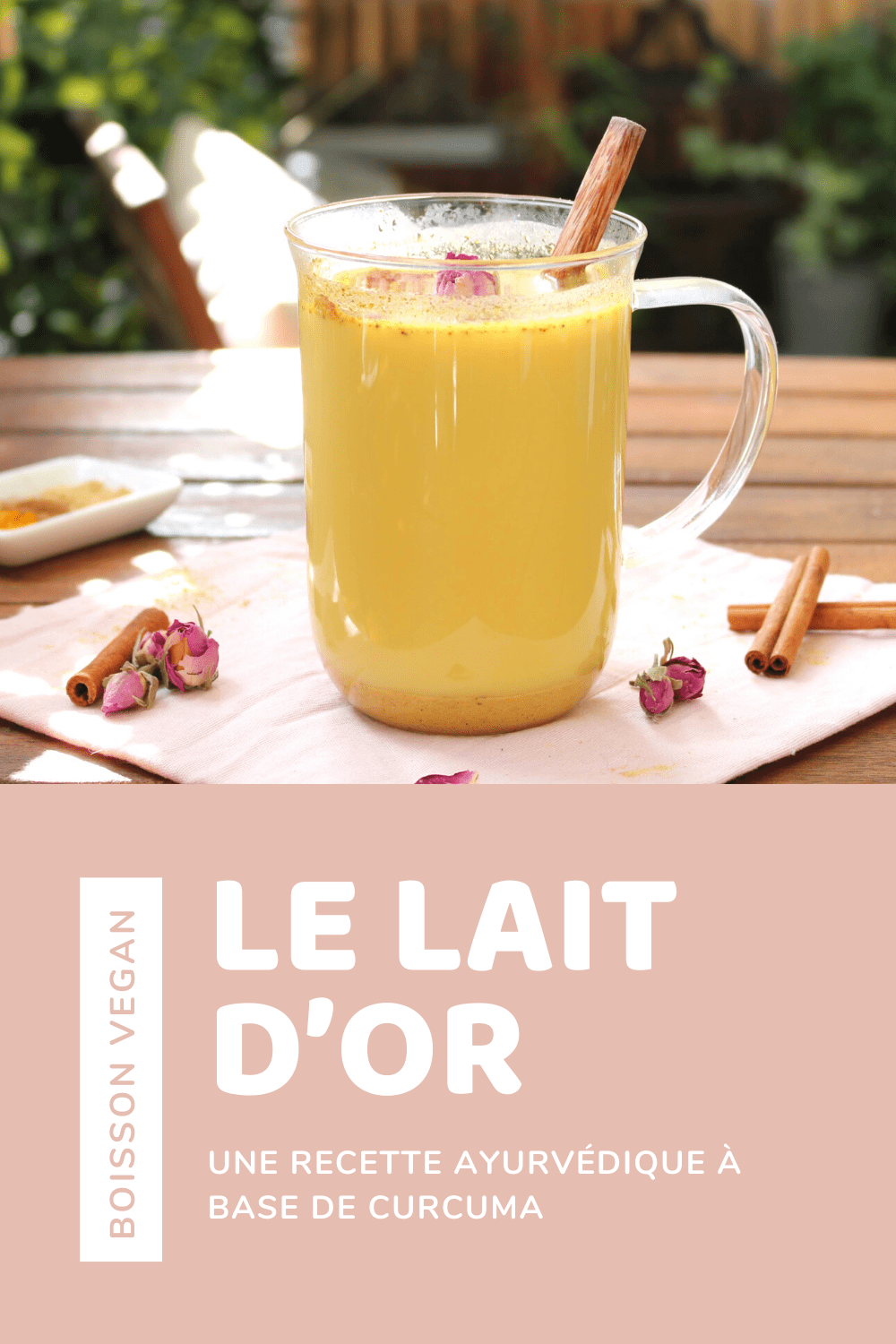 L'ait d'or - Rose Blooming Mind