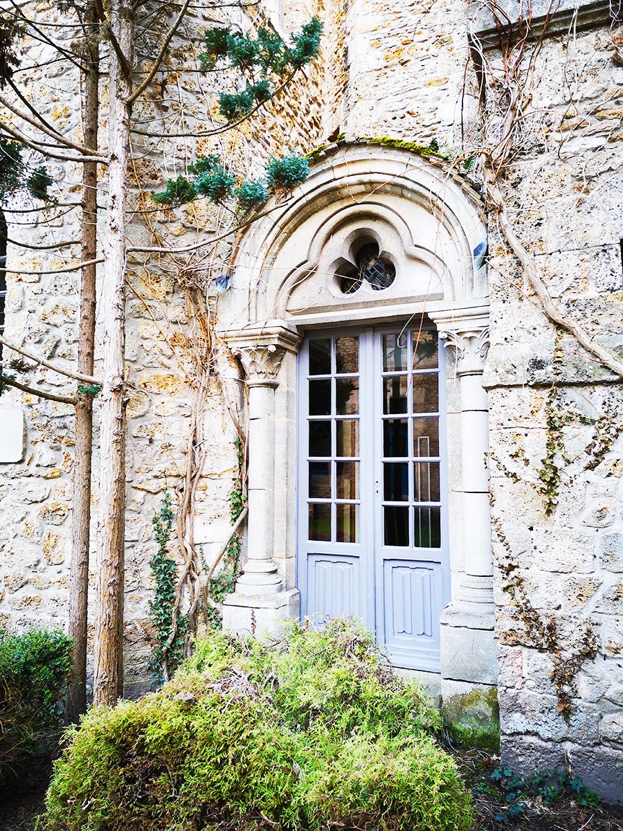 Manoir néo-gothique
