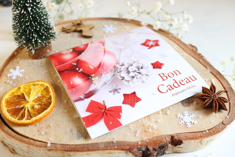 plaisir d'offrir carte cadeaux noel