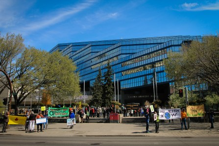 Calgary - Climate Action Now