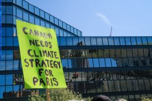 Canada needs climate strategy for paris