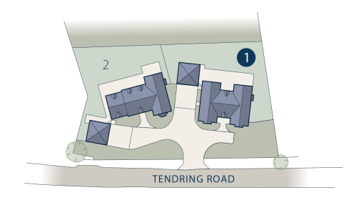 small resolution of site plan
