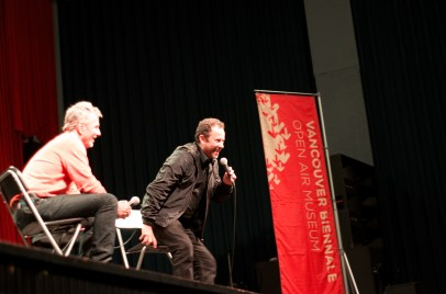 Vik Muniz, Rio Theatre, July 23, 2014 (Rbunagan Photos) 75
