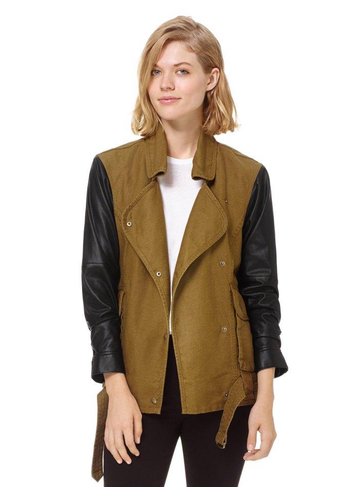 WILFRED FREE RAYDER JACKET REG. $195 NOW $97.50, windsor,ontario,style,details,rose city, fashion,lifestyle, fashion blog, lifestyle blog, canadian blog, ontario blog, windsor blog