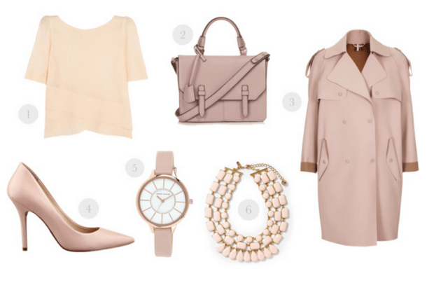 pink-2014, spring fashion, spring 2014 style, pastels for spring