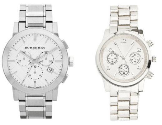 silver watch, the look for less, silver accessories