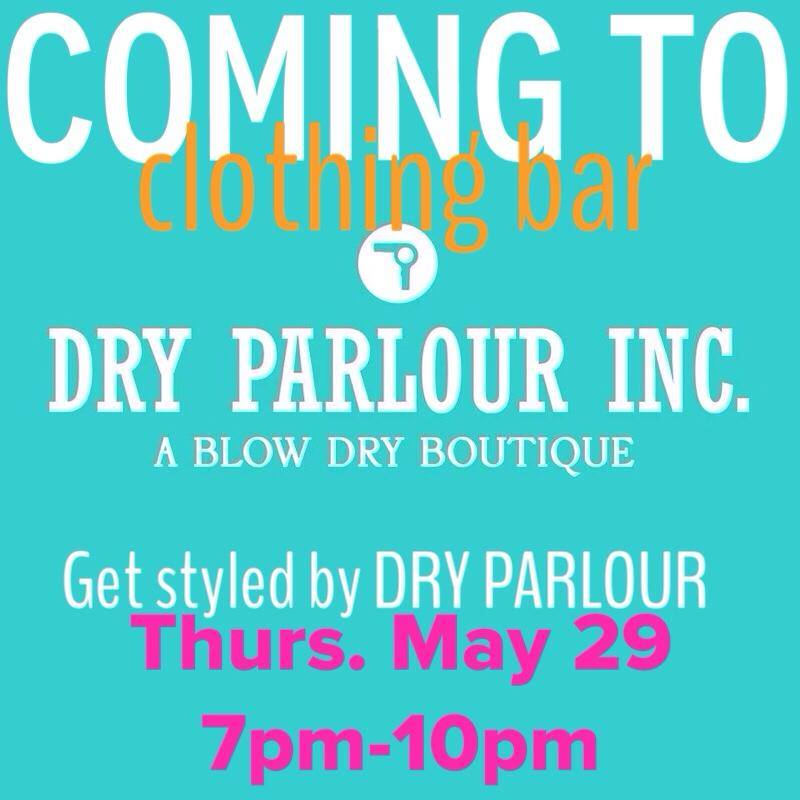 Dry Parlour Inc, Clothing Bar windsor, Clothing Bar Leamington