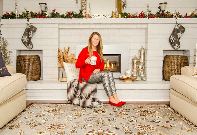 how-to-decorate-fireplace-mantel-holiday-decor-Home-Outfitters-RCSG-Lively_Windsor-rose-city-style-guide-fashion-lifestyle-blog-canadian-5