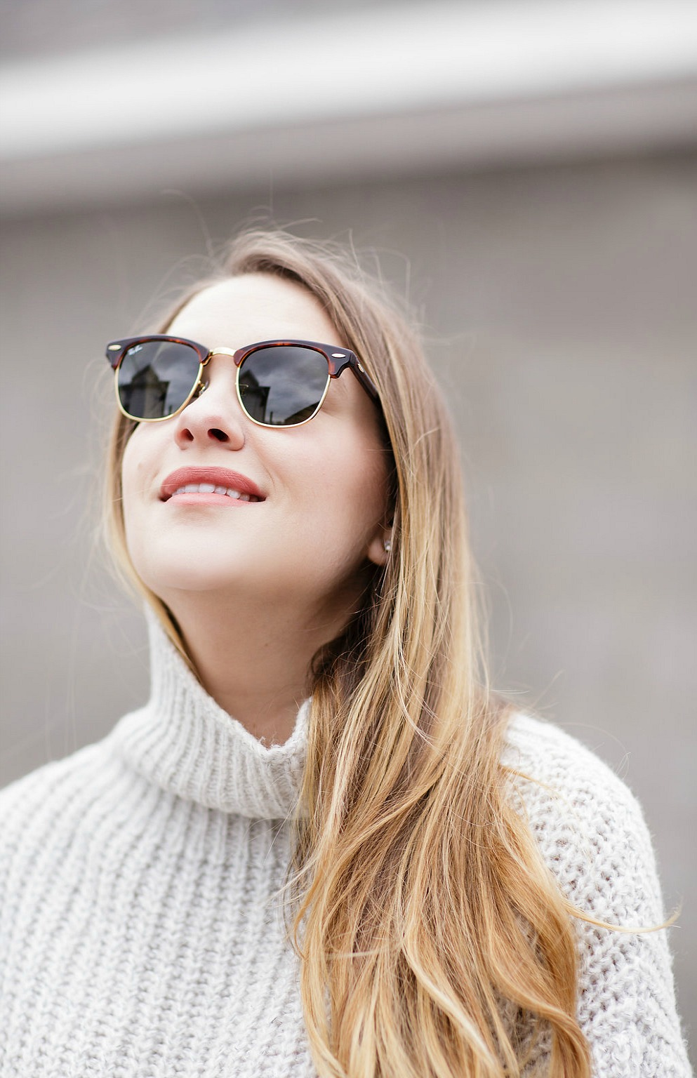 07989c004b0 ray-ban-clubmaster-sunglasses-rose-city-style-guide-fall-fashion ...