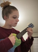 Practicing some favorite tunes