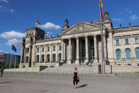 German Parliament Berlin, Germany