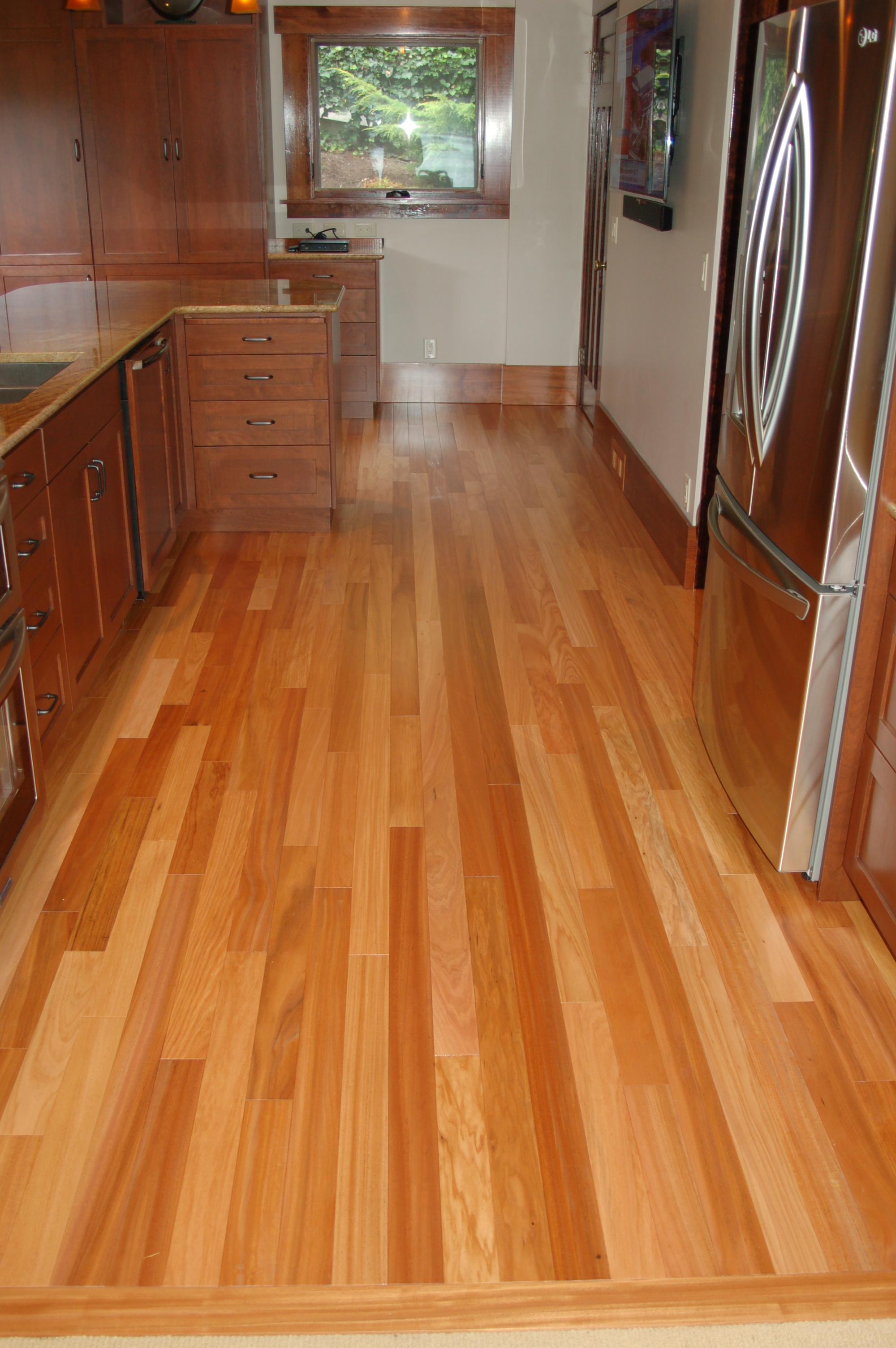 Kitchen remodel Part II of IV Choosing the best flooring