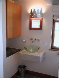 BATHROOMS WITH PAINTED WALLS 90067 | imdelgado fasion style