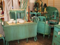 borrowed turquoise: Turquoise Furniture