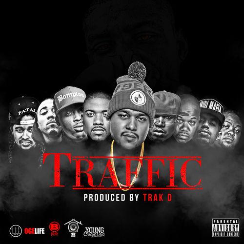 """Trak D """"Skate On Em"""" ft Problem and Too $hort"""