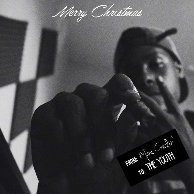 """Mani Coolin' """"Merry Christmas"""" EP"""