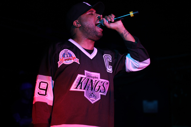 Dom Kennedy @ The OC Observatory Dec. 19th
