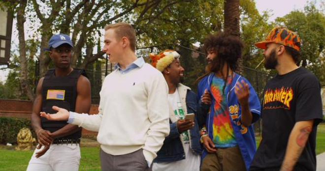 "OverDoz. – ""Rich White Friends"" Music Video"